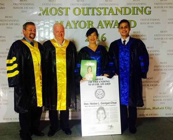 Most Outstanding Mayor Award 2016 (1)