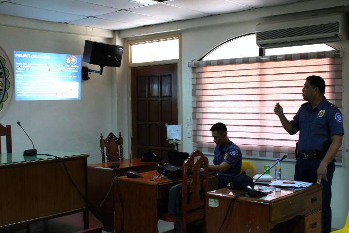 Sangguniang Bayan Session Hall for proposed resolution (1)