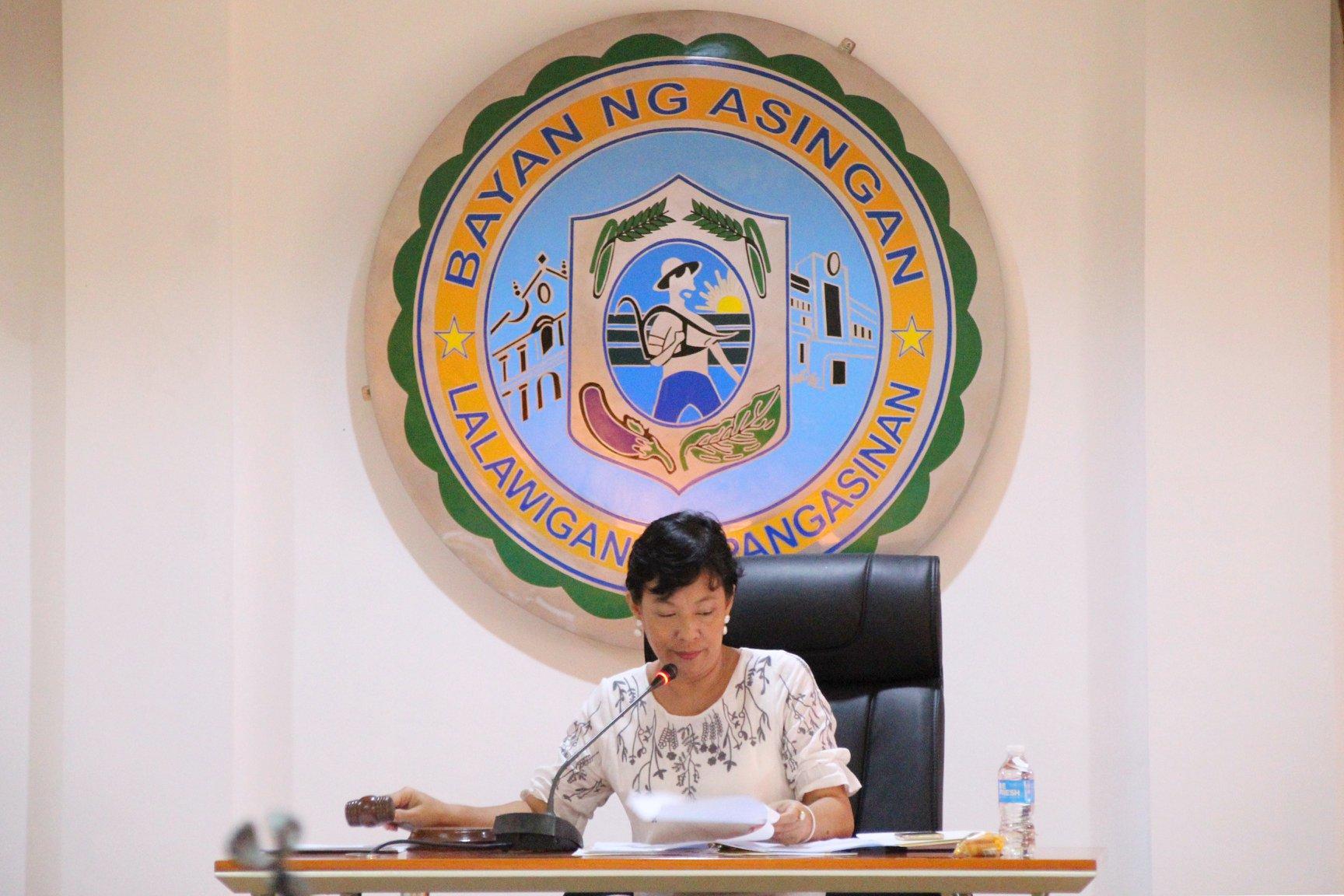 2nd Regular Session of the Sangguniang Bayan (1)