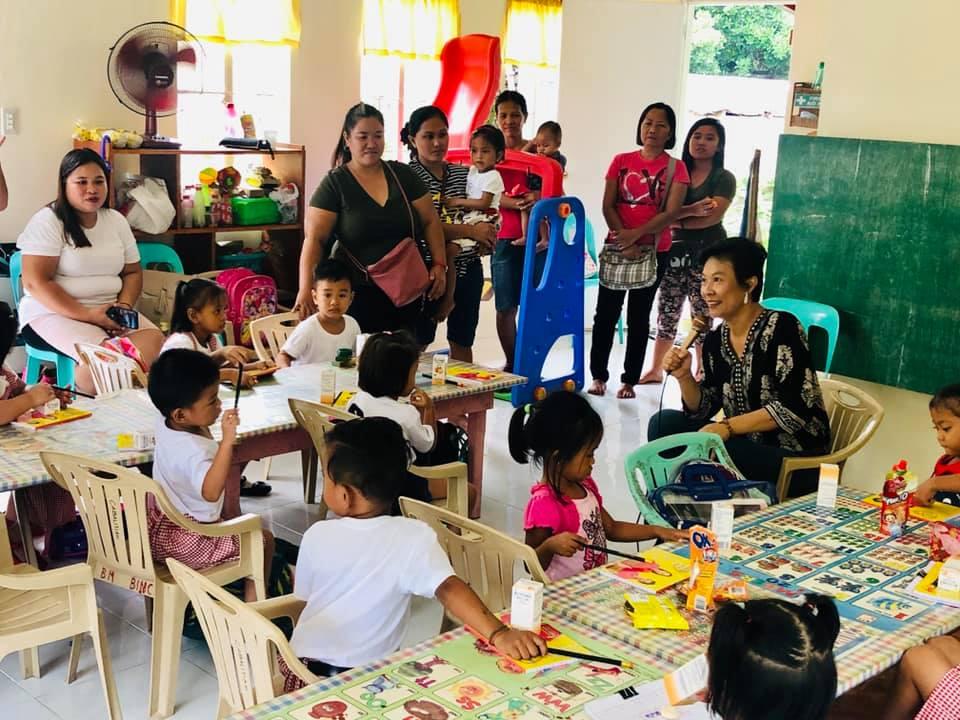 At Cabalitian Child Development Center