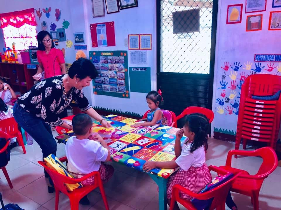 At Carosucan Norte Child Development Center
