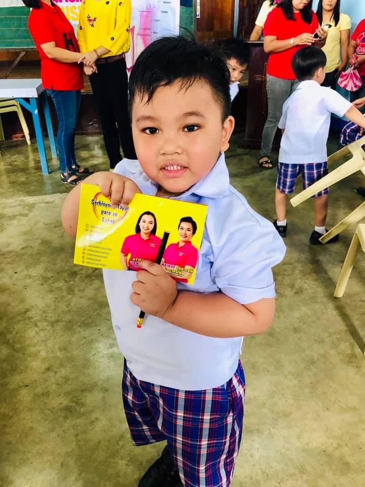 Congrats Jayden! Mr. Nutrition Month