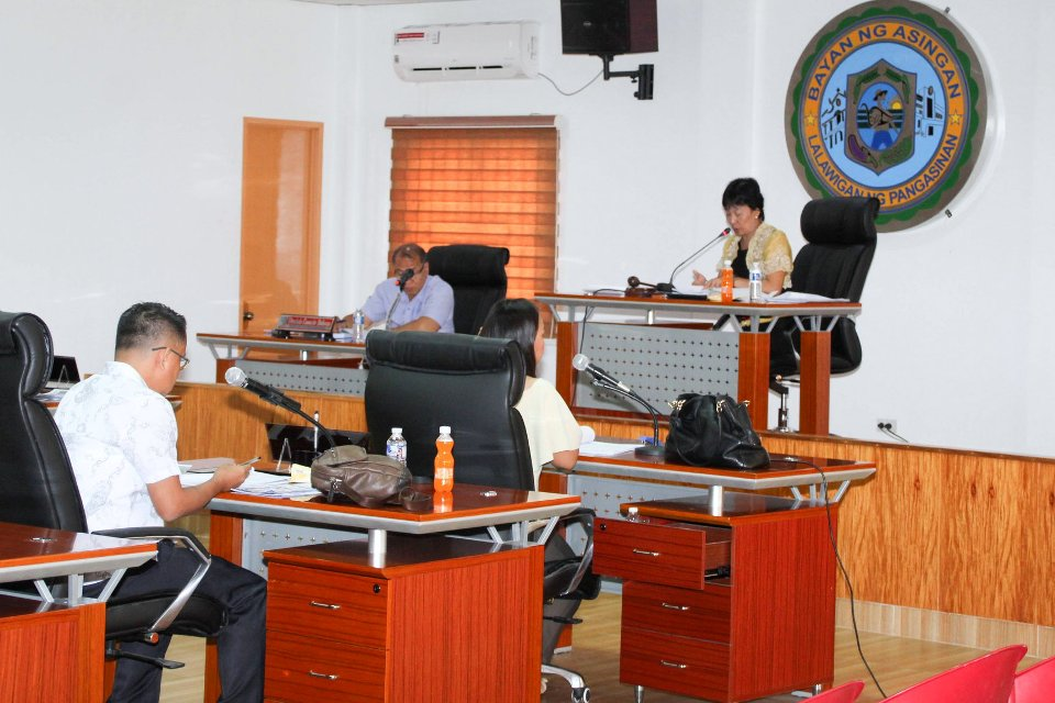 Monday Regular Meeting The Sangguniang Bayan