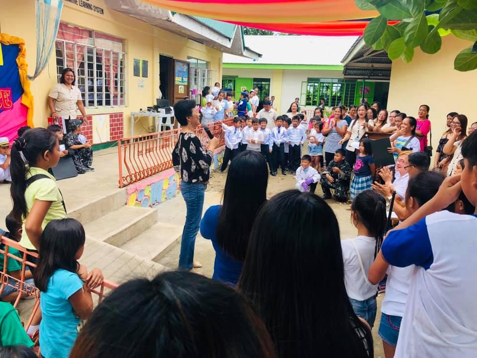 Nutrition Month Celebration & Induction Program at Sanchez-Cabalitian Elementary School1